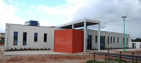 Le bâtiment vue de l'extérieur - Crédit photo CCC - JPG - 68.9 ko