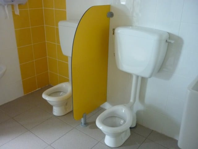 Les sanitaires - Crédit photo MC - JPG - 52.8 ko