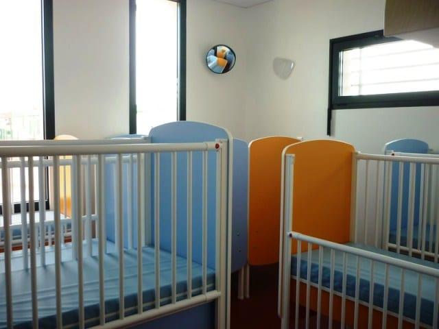Les dortoirs des petits - Crédit photo MC - JPG - 68.6 ko